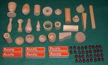 Bausack components