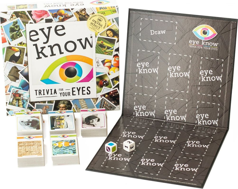 Eye Know components