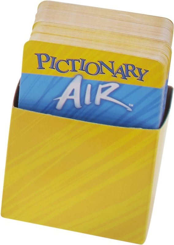Pictionary Air cards