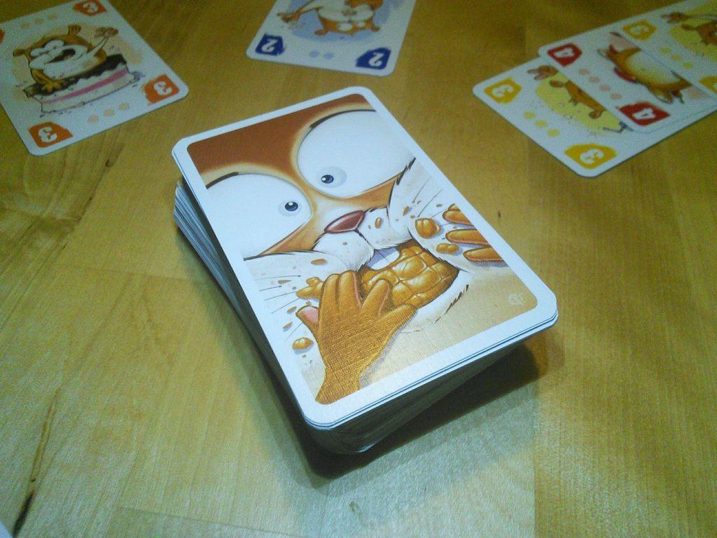 Hamsterbacke gameplay