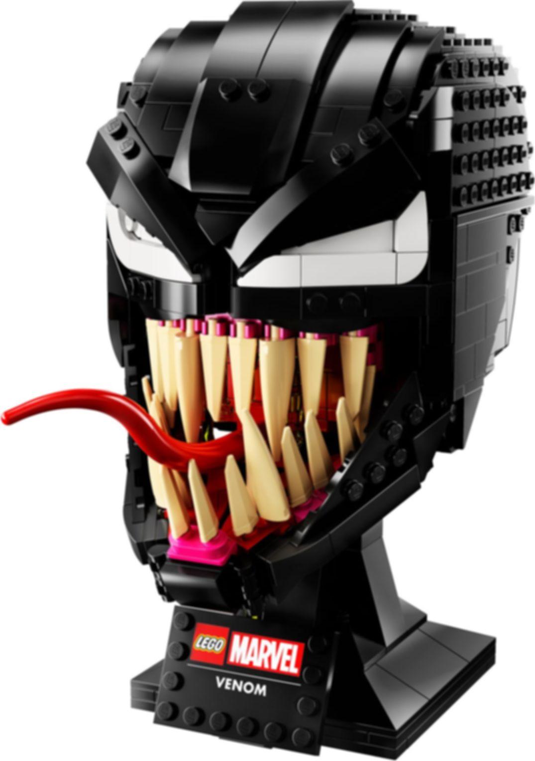 LEGO® Marvel Venom components