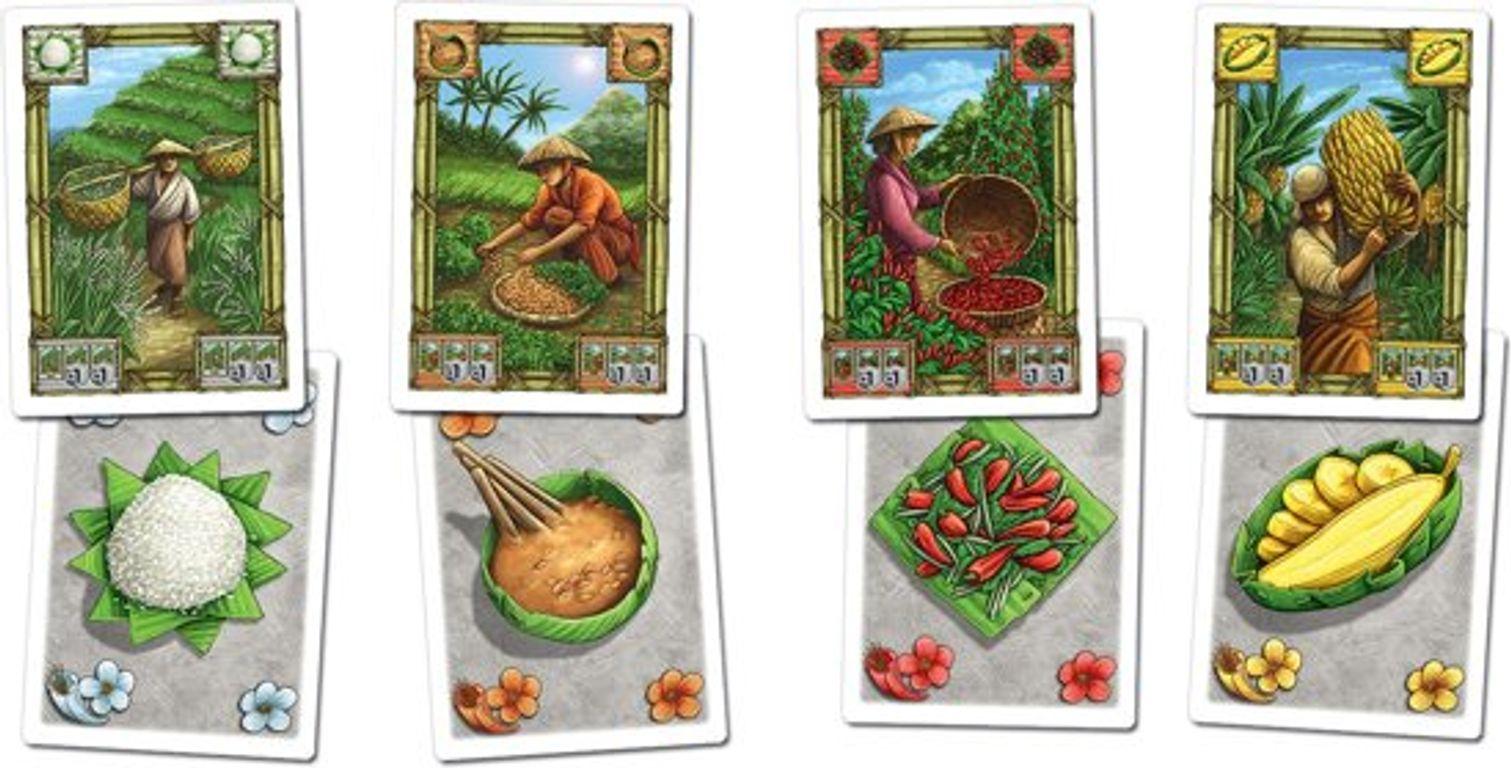 Bali cards
