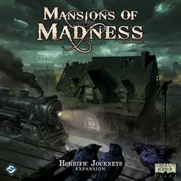 Mansions of Madness: Second Edition - Horrific Journeys: Expansion