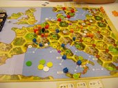 Catan Histories: Merchants of Europe gameplay