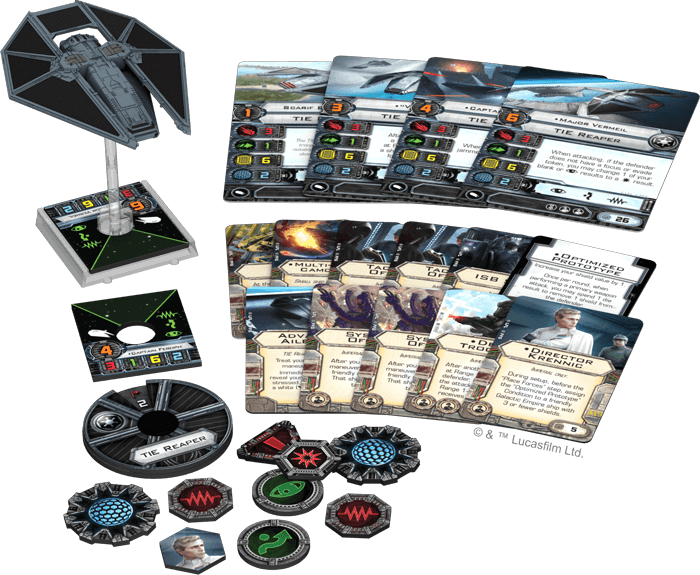 Star+Wars%3A+X-Wing+Miniatures+Game+-+TIE+Reaper+Expansion+Pack+%5Btrans.components%5D