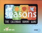 Seasons: The Calendar Rummy Game