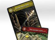 Deckscape: The Mystery of Eldorado cards