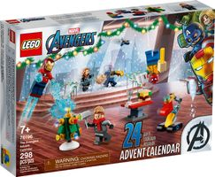 LEGO® Marvel Avengers Advent Calendar 2021