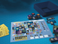 Lanterns Dice: Lights in the Sky components