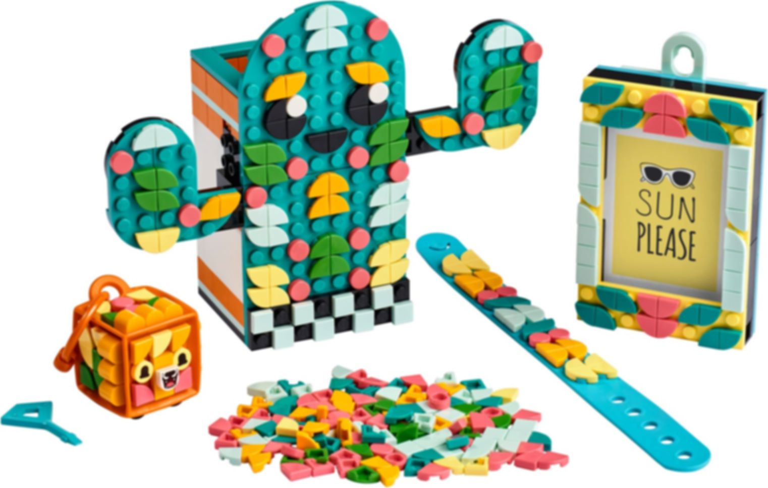 LEGO® DOTS Multi Pack - Summer Vibes components