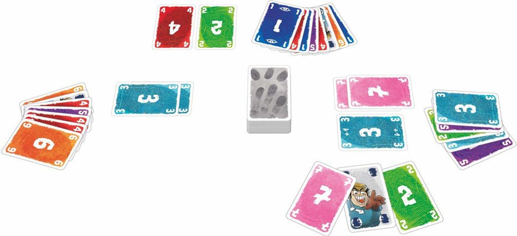 Gier cards