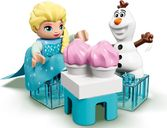 Elsa and Olaf's Tea Party gameplay