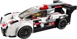 LEGO® Speed Champions Audi R18 e-tron quattro components
