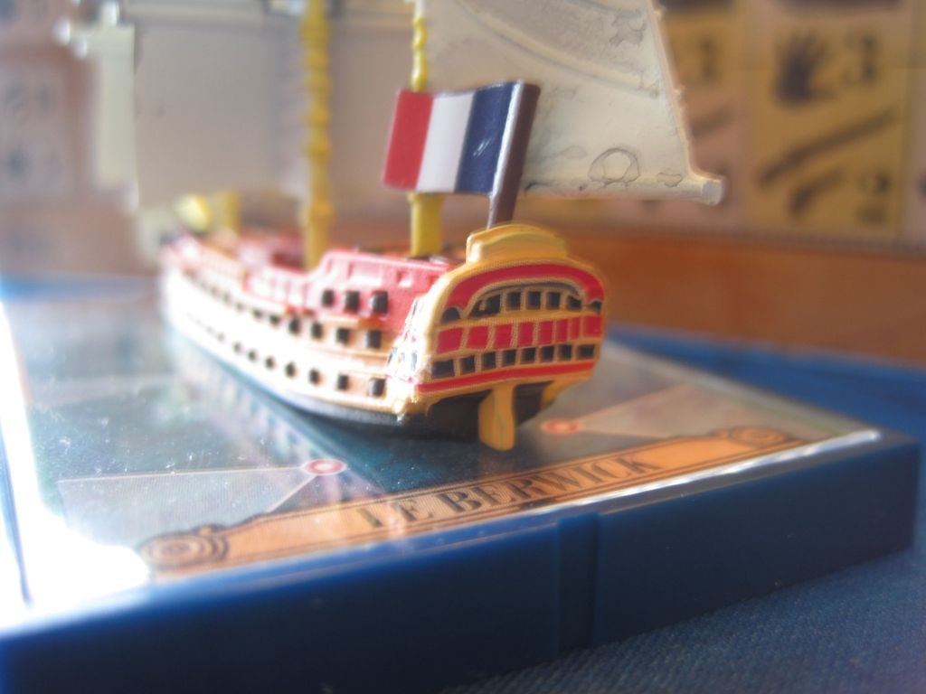 Sails of Glory Ship Pack: Le Berwick 1795 / Le Swiftsure 1801 back side