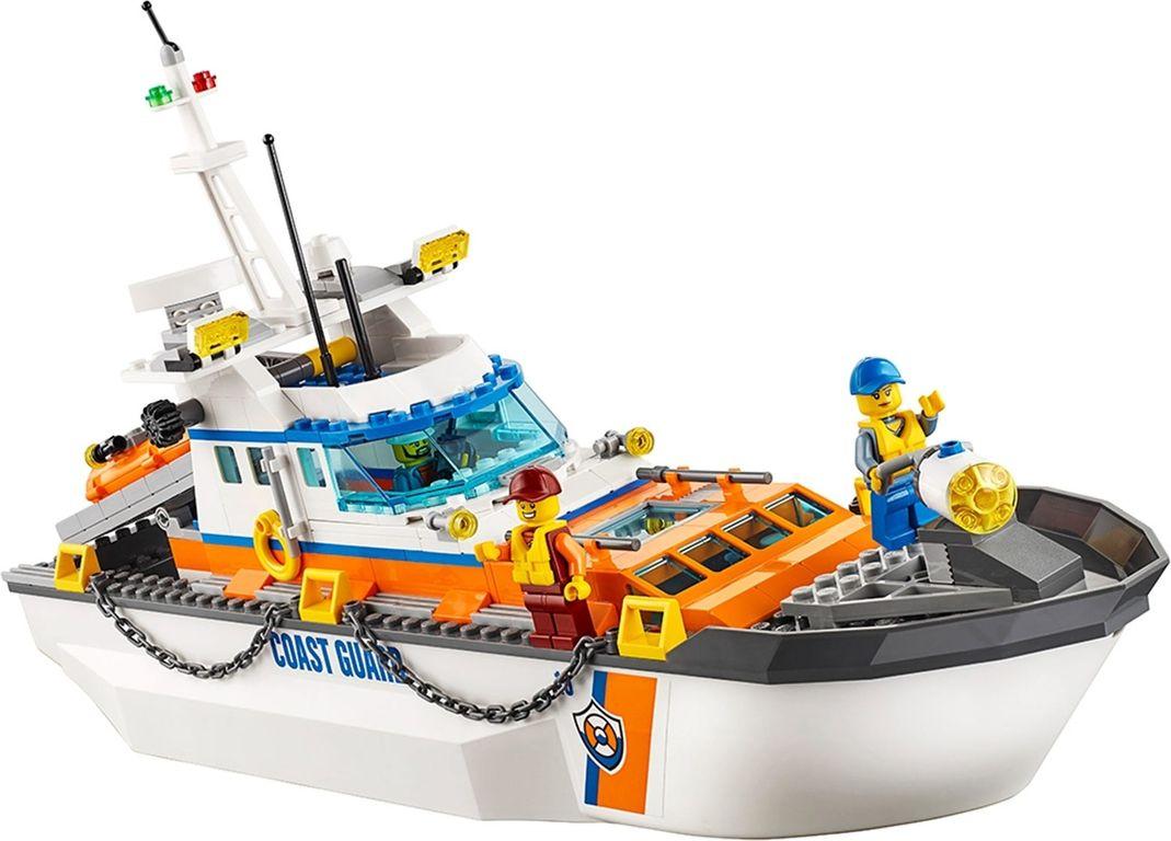 Coast Guard Head Quarters components