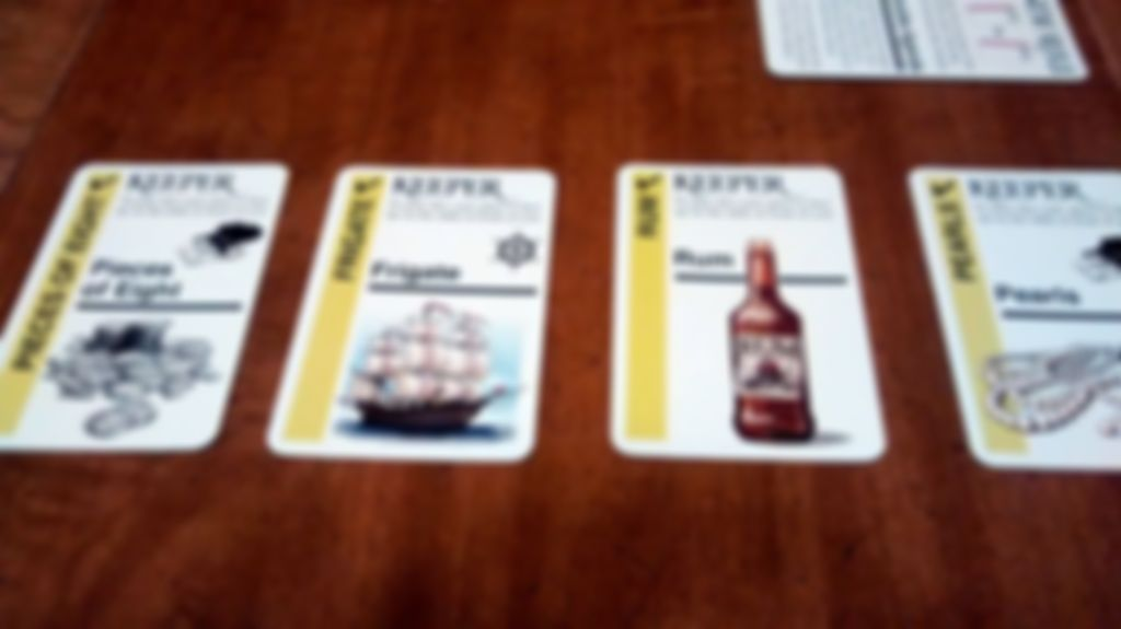 Pirate Fluxx cards
