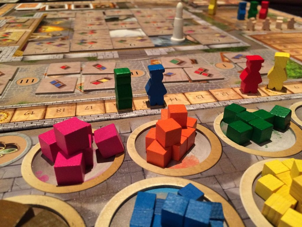 Fresco: Big Box gameplay