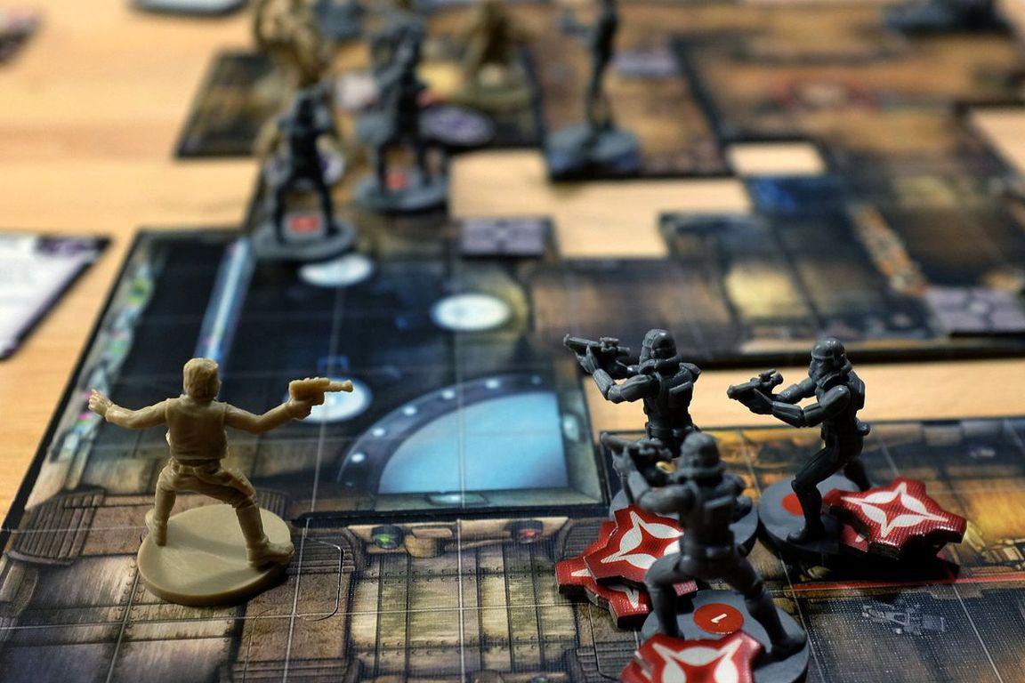 Tiranni di lothal Espansione per Star Wars Imperial Assault