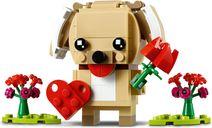 Valentine's Puppy components