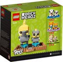 LEGO® BrickHeadz™ Cockatiel back of the box
