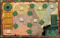 Mezo game board