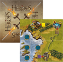 Might & Magic Heroes cards