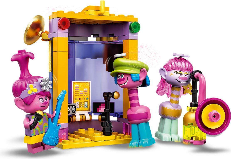 LEGO® Trolls Vibe City Concert components
