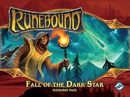 Runebound (Third Edition): Fall of the Dark Star - Scenario Pack