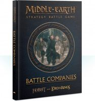 The Lord of The Rings : Middle Earth Strategy Battle Game - Battle Compagnies