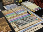 Arkwright components