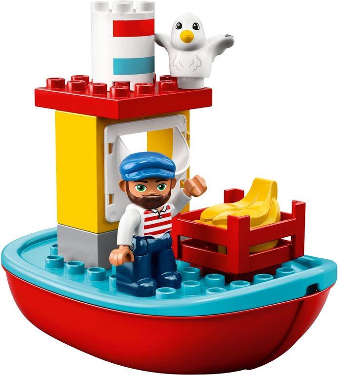 LEGO® DUPLO® Cargo Train components