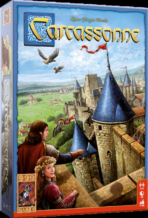 Carcassonne - Bordspel kopen