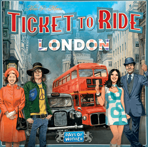 Ticket to Ride: Londen