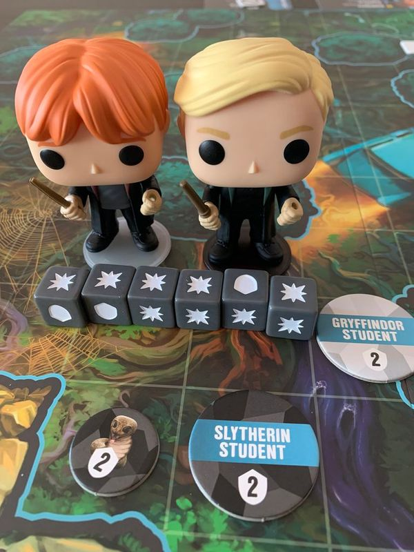 Funkoverse Strategy Game: Harry Potter 101 miniatures