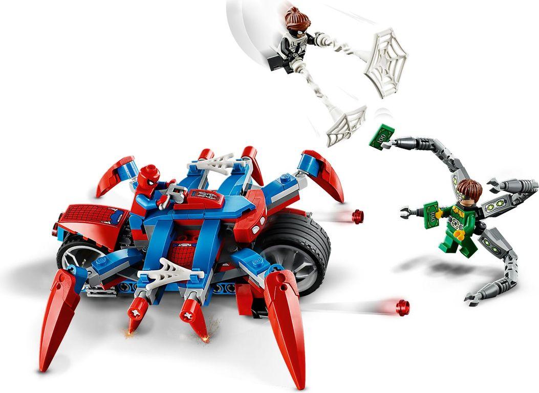 Spider-Man vs. Doc Ock components