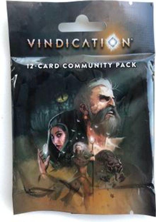 Vindication: Community Promo Pack