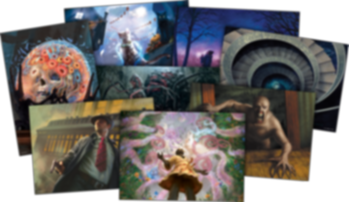 Arkham Horror: The Card Game - The Dream-Eaters: Expansion