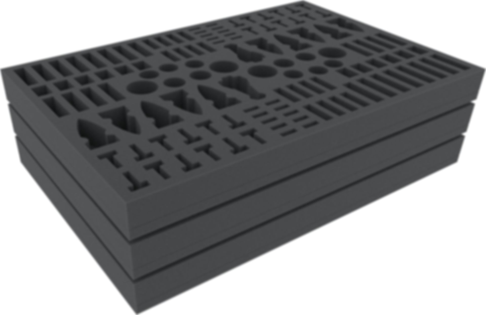 Feldherr foam set for Twilight Imperium 4th Edition components