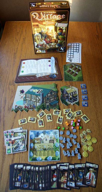 Village Inn components