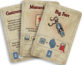 The Grizzled: At Your Orders! cards