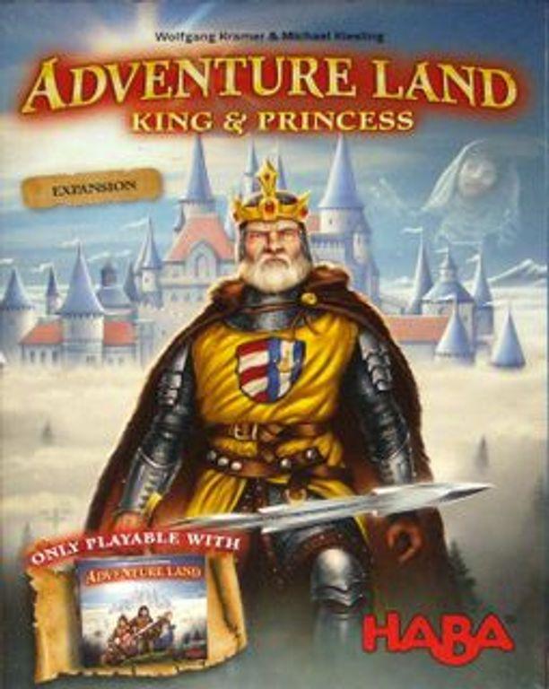 Adventure+Land%3A+King+%26+Princess