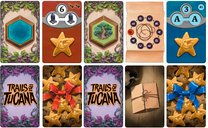Trails of Tucana cards
