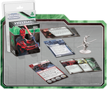 Star Wars: Imperial Assault - Maul Villain Pack components