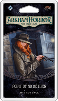 Arkham Horror: The Card Game - Point of No Return: Mythos Pack