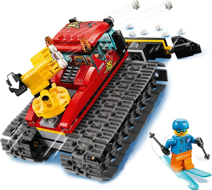 LEGO® City Snow Groomer gameplay