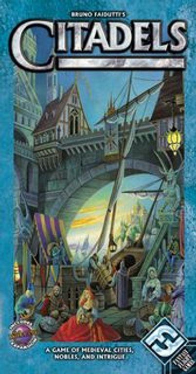 Citadels: The Dark City