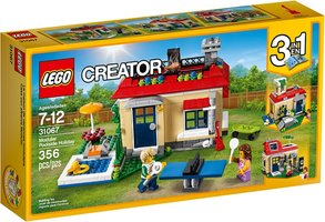 LEGO® Creator Modular Poolside Holiday