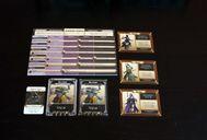 Massive Darkness: Heroes & Monster Set - Bloodmoon Assassins vs The Hellephant cards