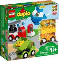LEGO® DUPLO® My First Car Creations