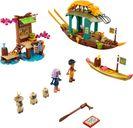 LEGO® Disney Boun's Boat components